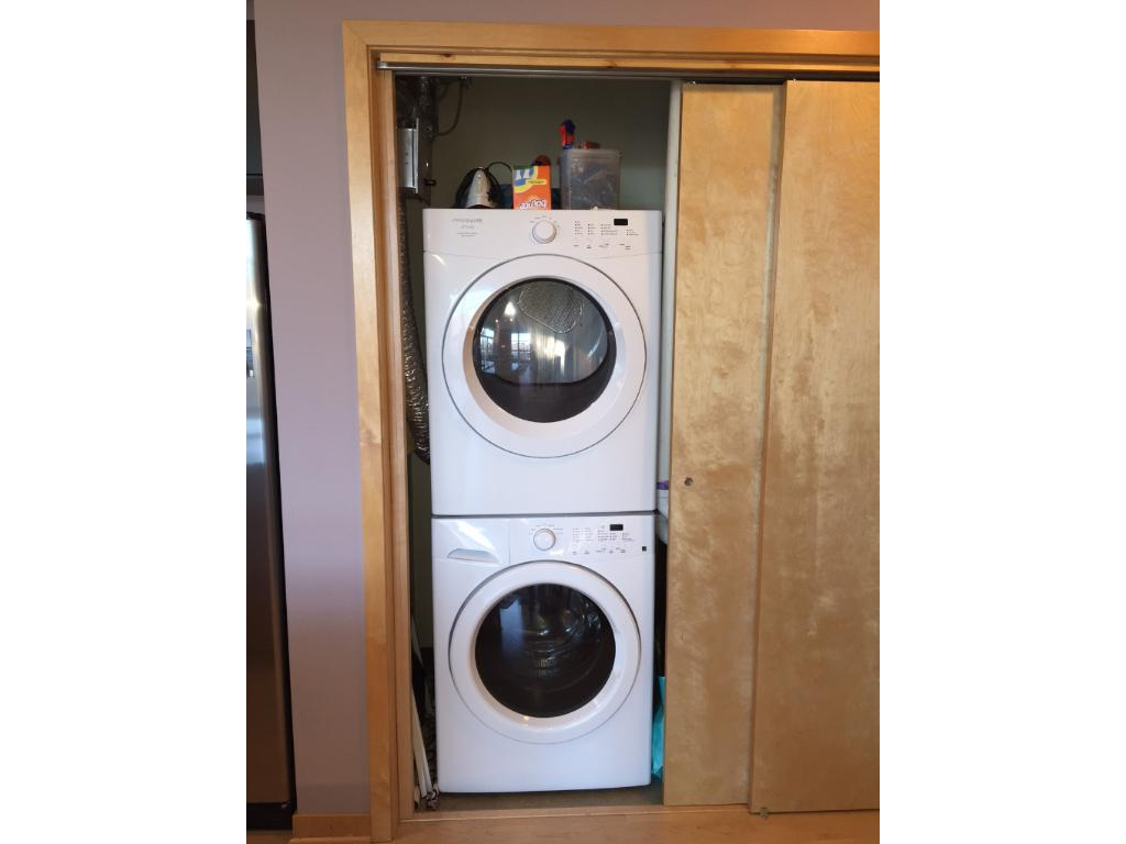 New washer in 2016