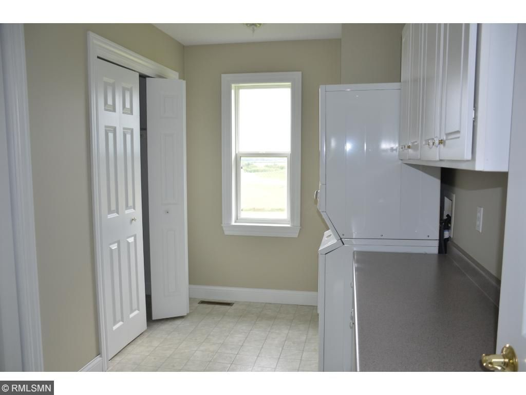 Extra storage and 2nd laundry room in upper level!!