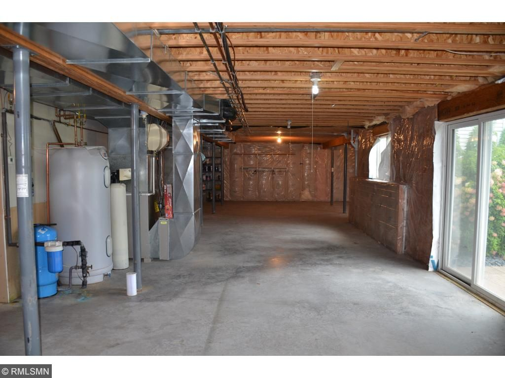 Lower level offers even more room to build equity!! Walkout, high ceilings, plumbed and so much more!!