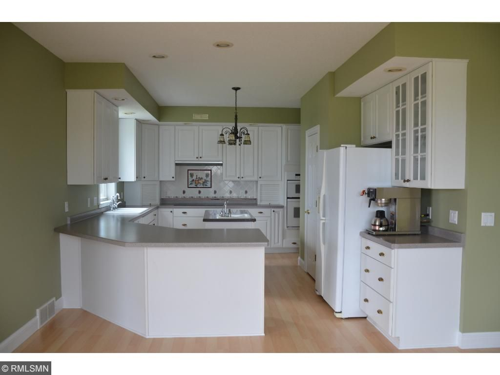 The kitchen is a DREAM!! High end everything!!
