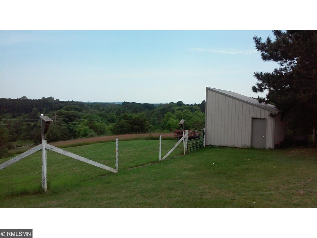 Pasture with Shed