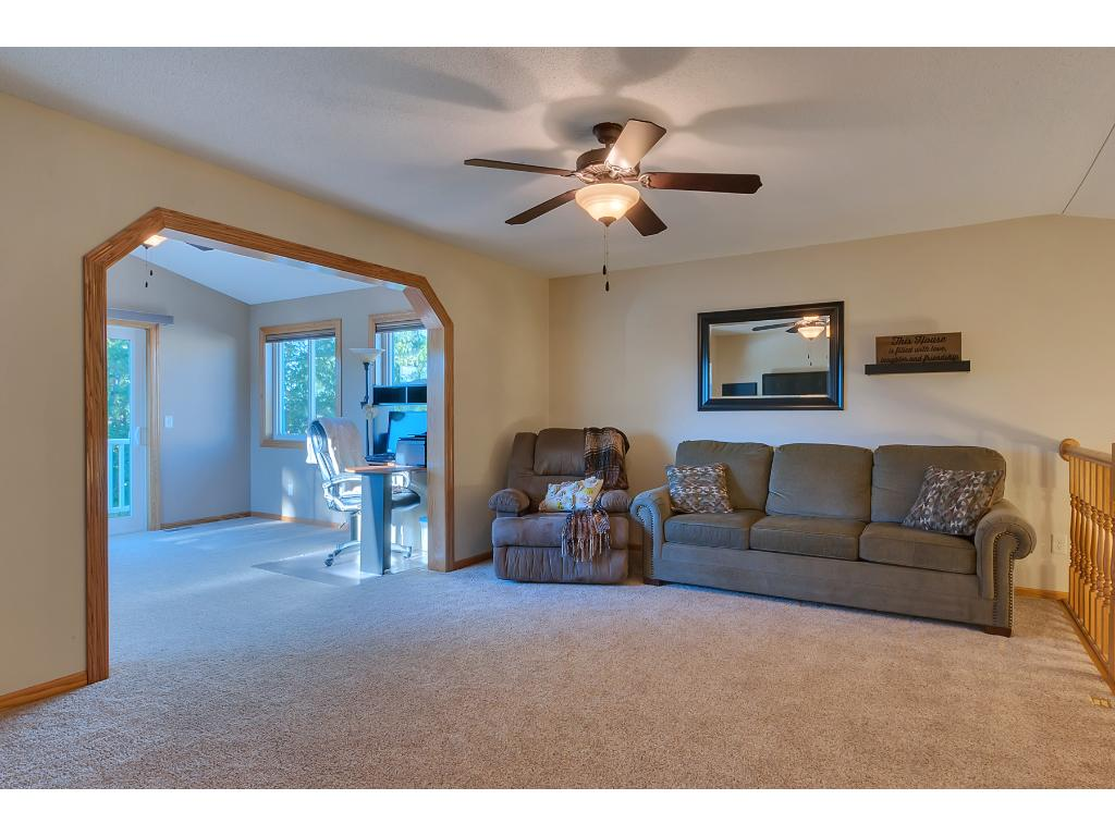 Upper Level Living Room