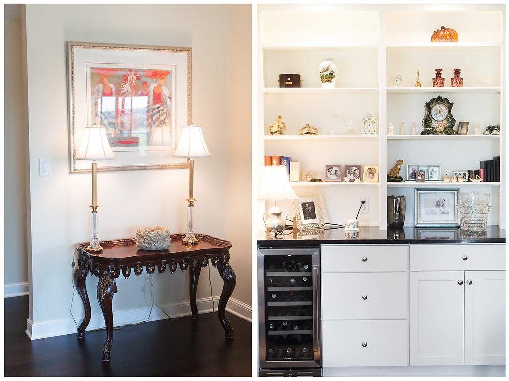 Beautiful built ins, accents and character ignite this one of a kind unit!