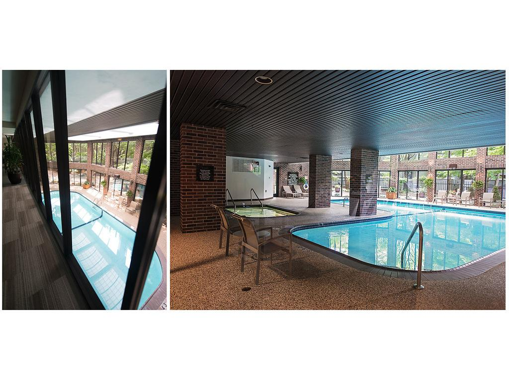 Private heated indoor pool with sauna and hot tub!