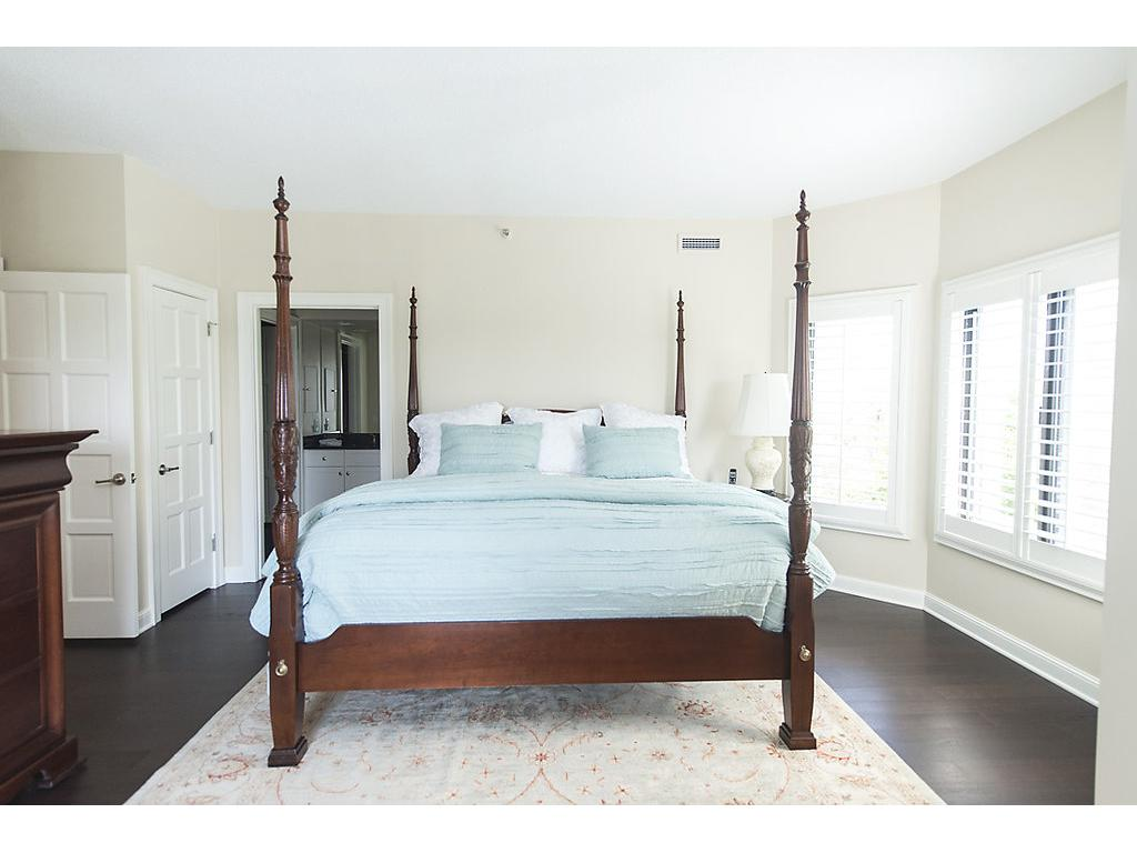 Plenty of space for any size bed and so much more!