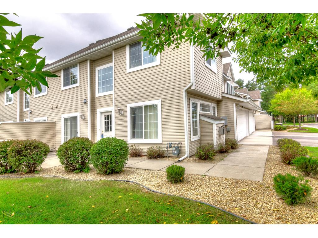 Hard to find 3 Bedroom END UNIT withplenty of green space right out your front door!