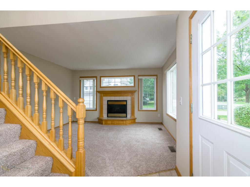 You will love this huge patio with sliding glass door into Dining Room!