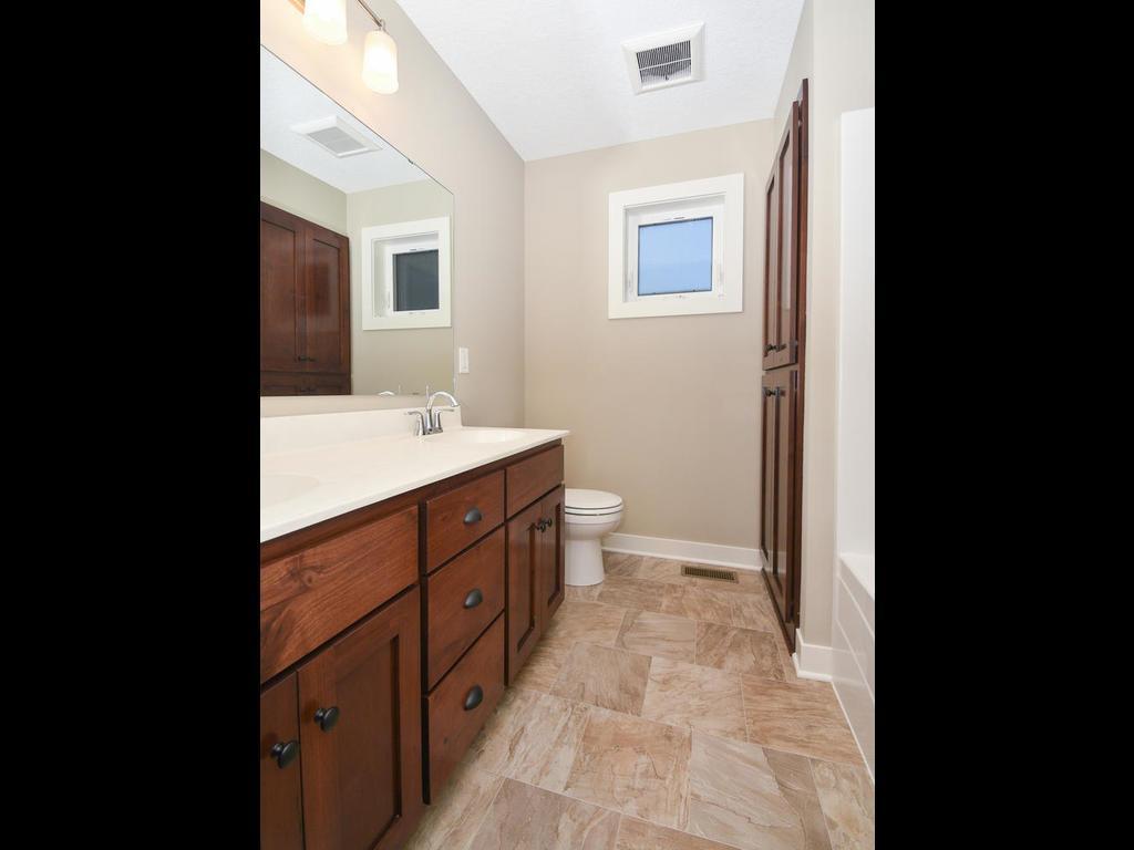 Main Bath 2nd level