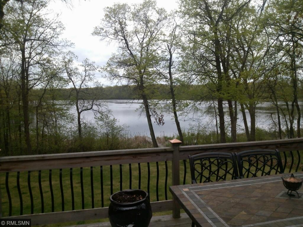 The view from your upper deck just off the dining room. Perfect for your morning cup of coffee while watching the sun rise!