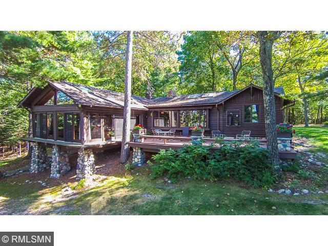 12634 anchor point road crosslake mn 56442 mls for Minnesota lake cabin for sale