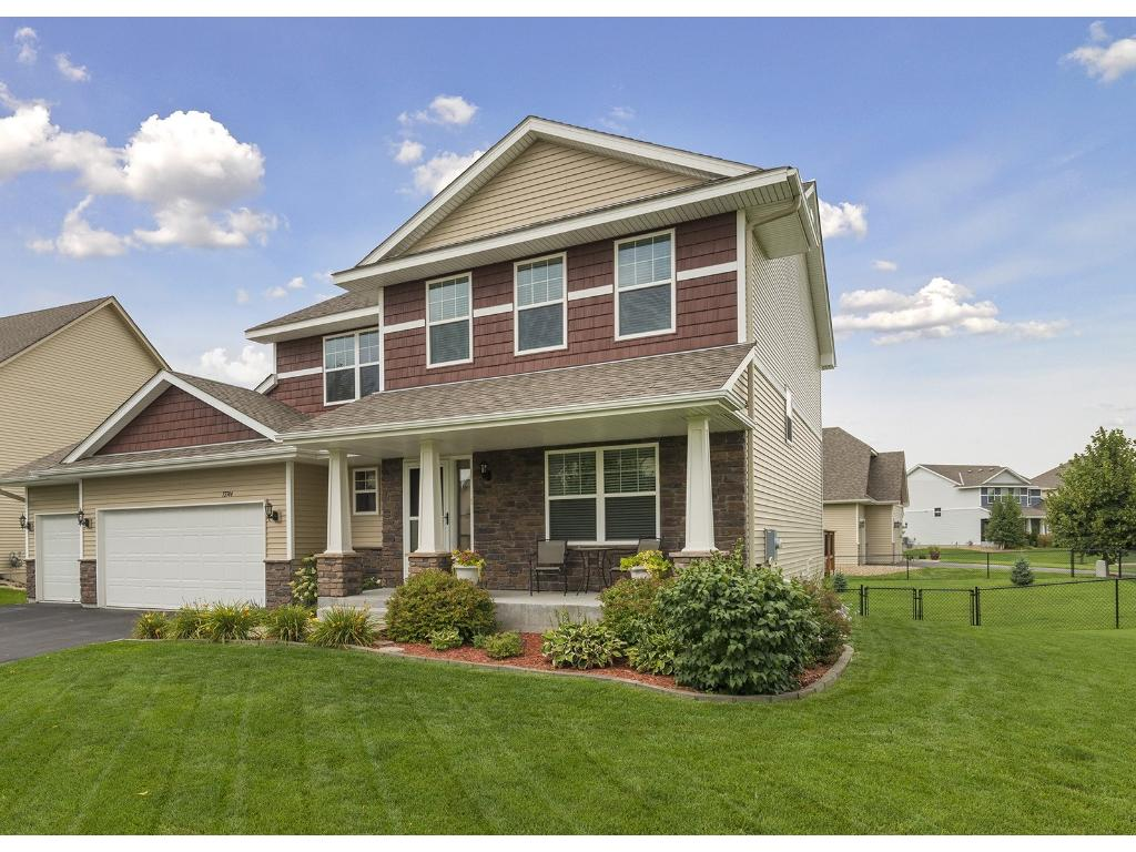 Great curb appeal is only the beginning of this corner lot 2 Story home.