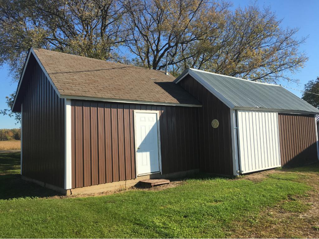 Hobby/Garage building