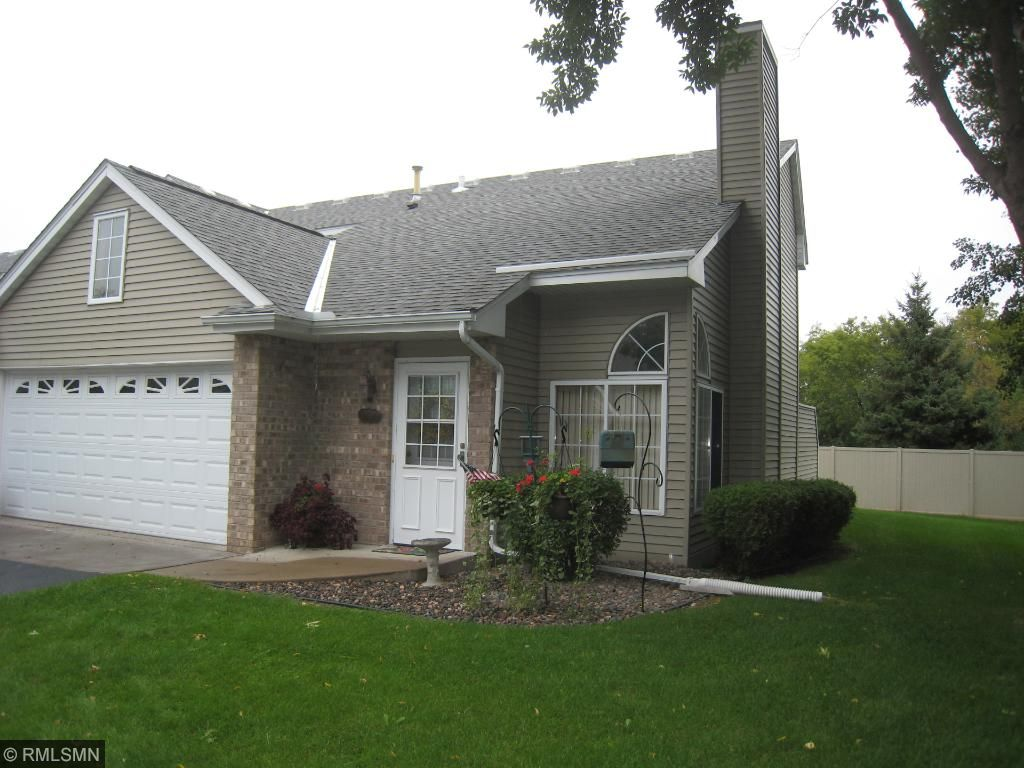 Nice End unit with great curb appeal
