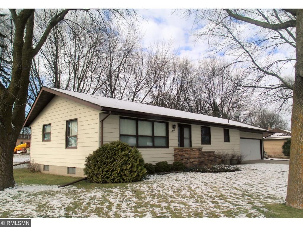 Wonderful single-level home has lots to offer! Plus attached double garage and large corner lot.