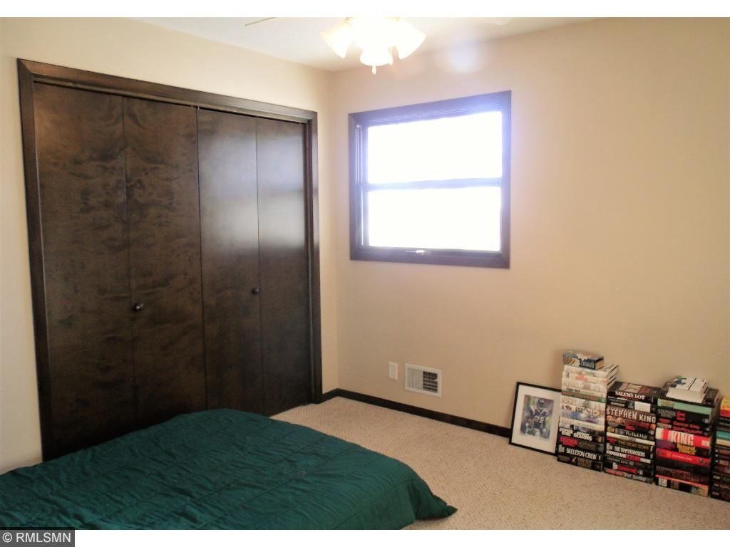 and third bedroom are conveniently located just down the hallway.