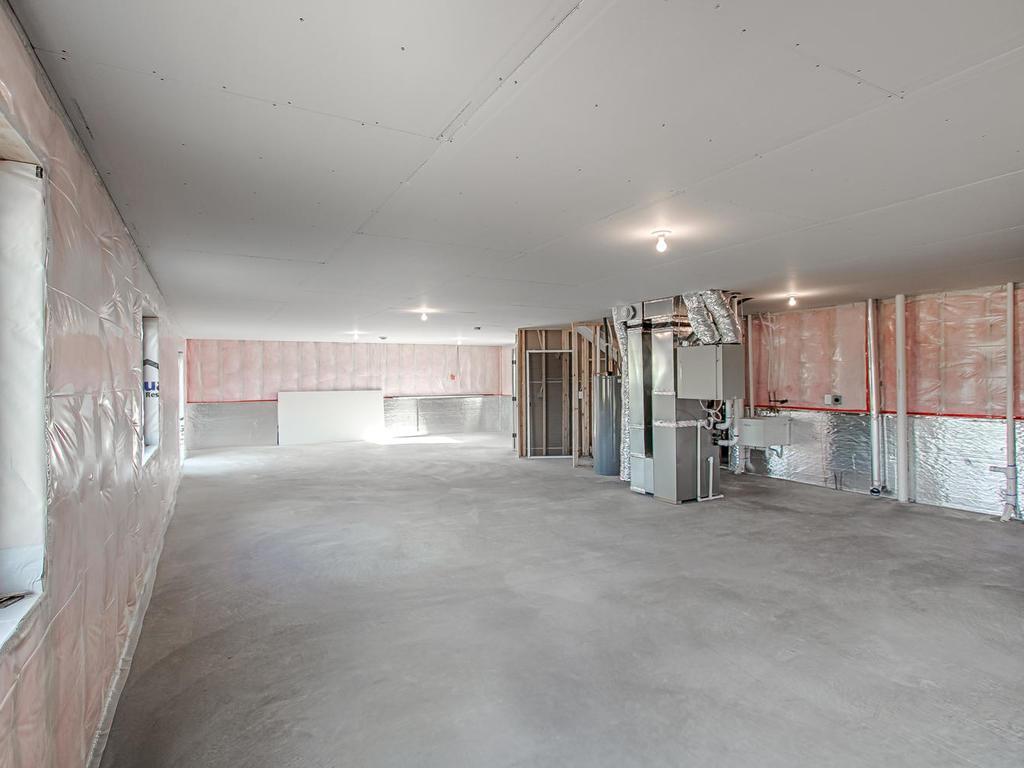 Plenty of room to grow - finish basement for added sq ftg.