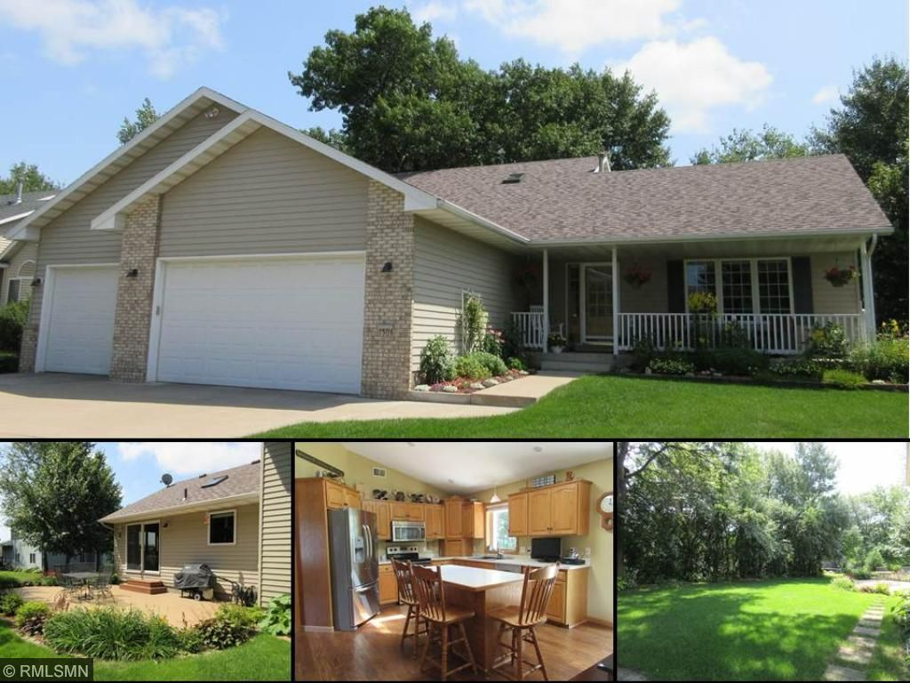 Spectacular 4-level home in the heart of Sauk Rapids!