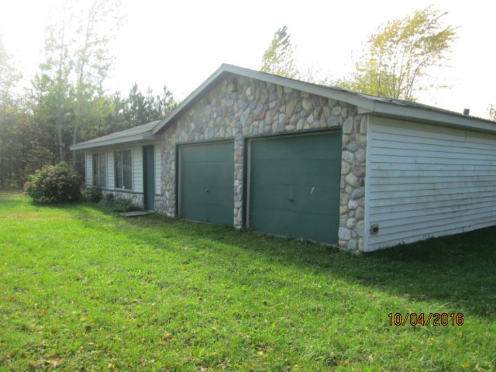 Second garage and workshop, Possible guest cabin?