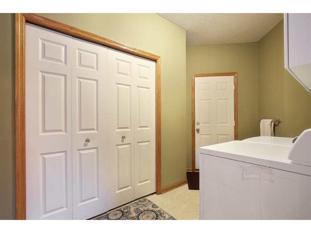 Huge vaulted Master suite with private bath and amazing walk-in closet.