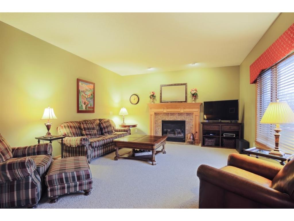 Very open floor plan with large rooms, perfect for entertaining,  easy access to patio.