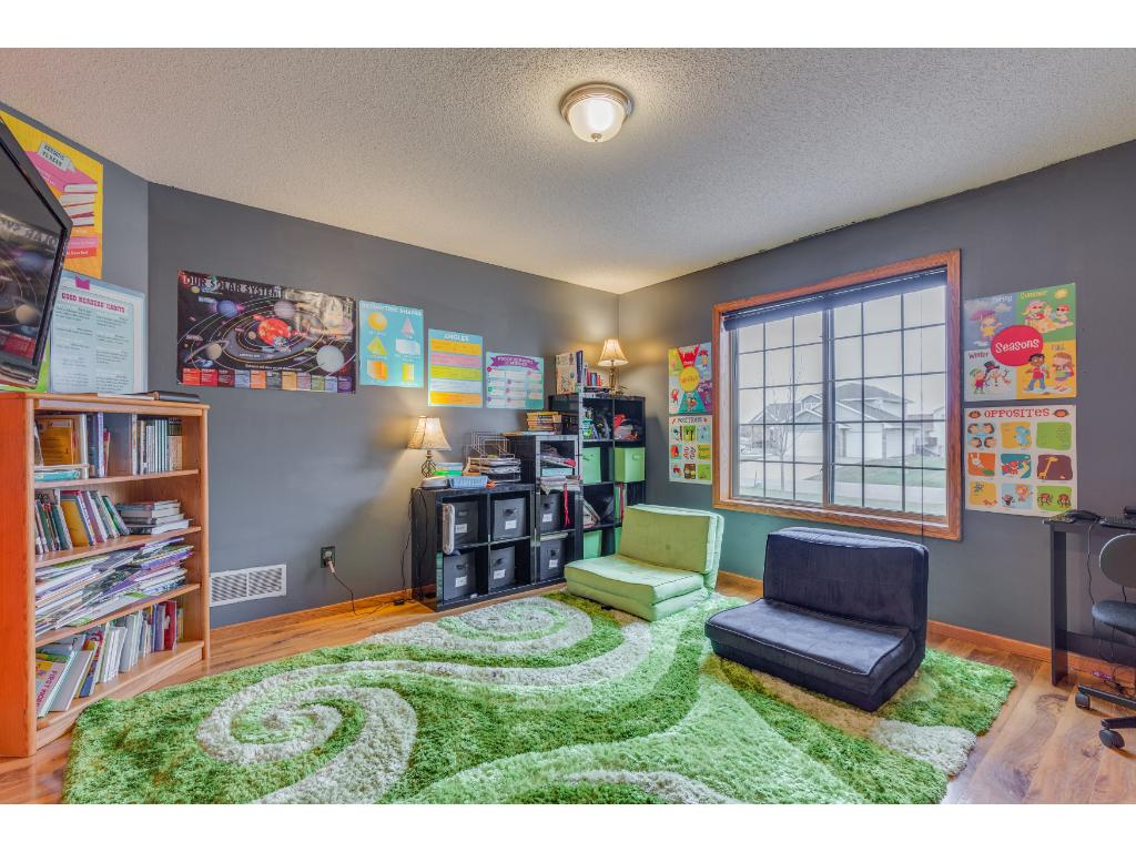 Large sized bedrooms