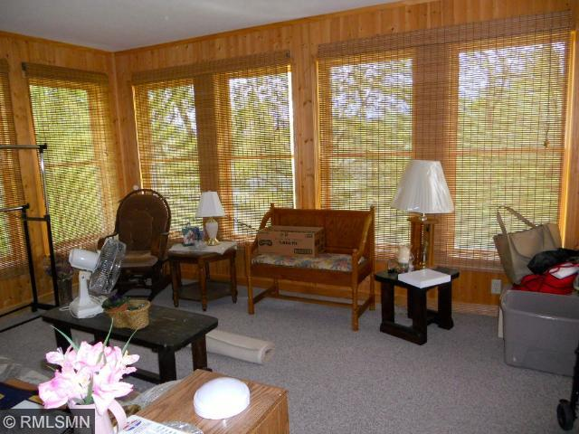 Screened porch off of MBR