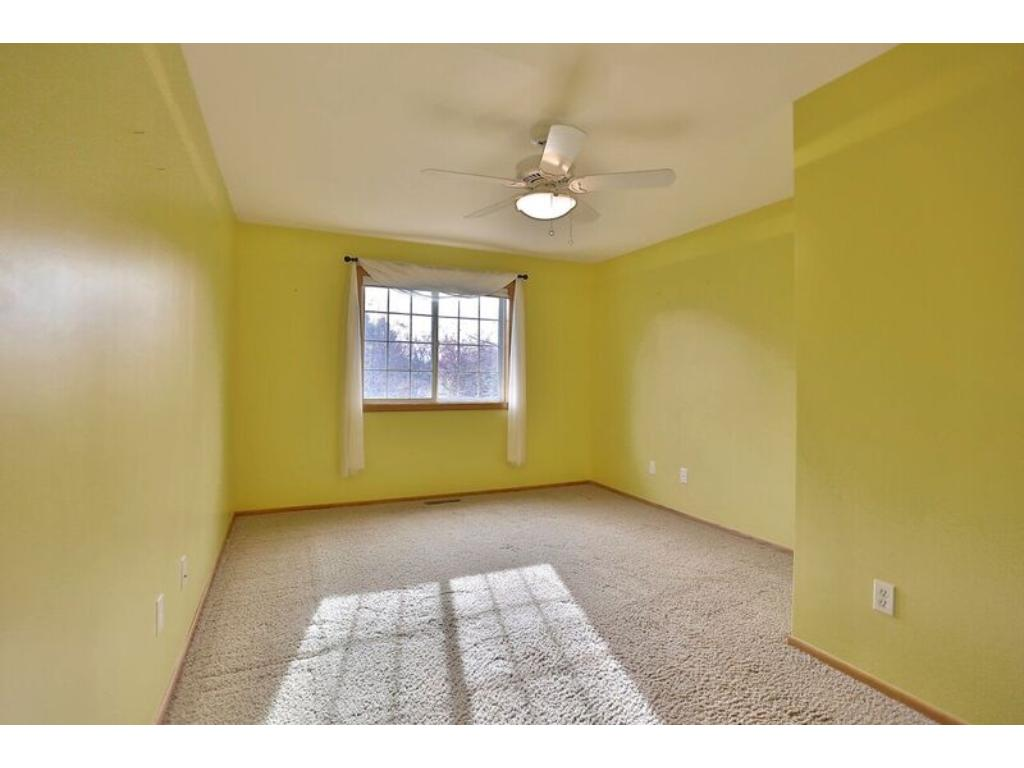 2 of 2 upstairs bedrooms