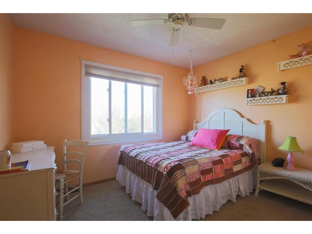 3 lovely bedrooms upstairs.