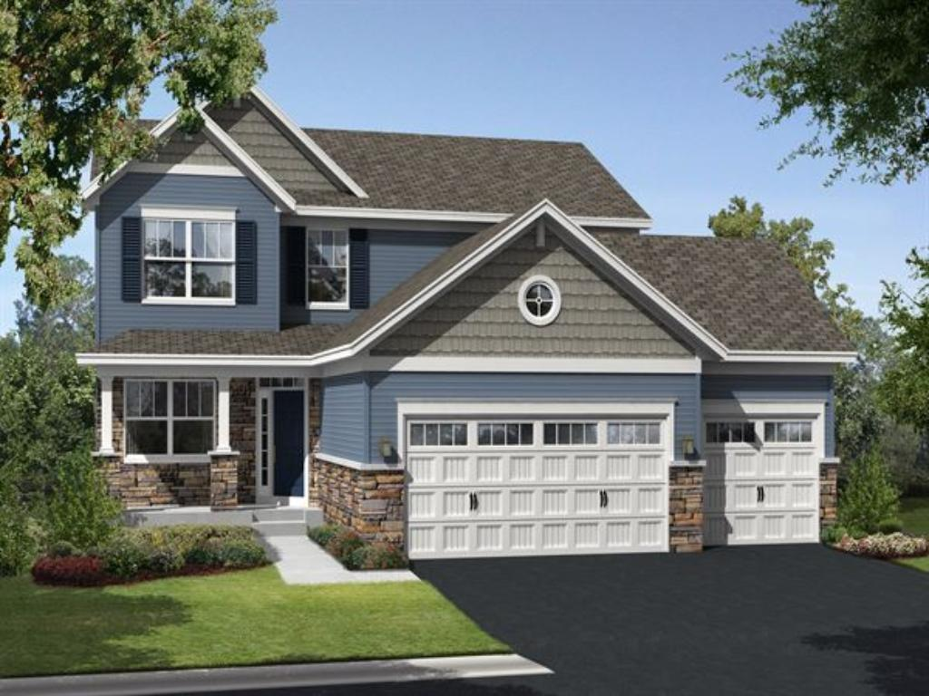 13852 adelle avenue rosemount mn 55068 mls 4790837 for Minnesota lake home floor plans