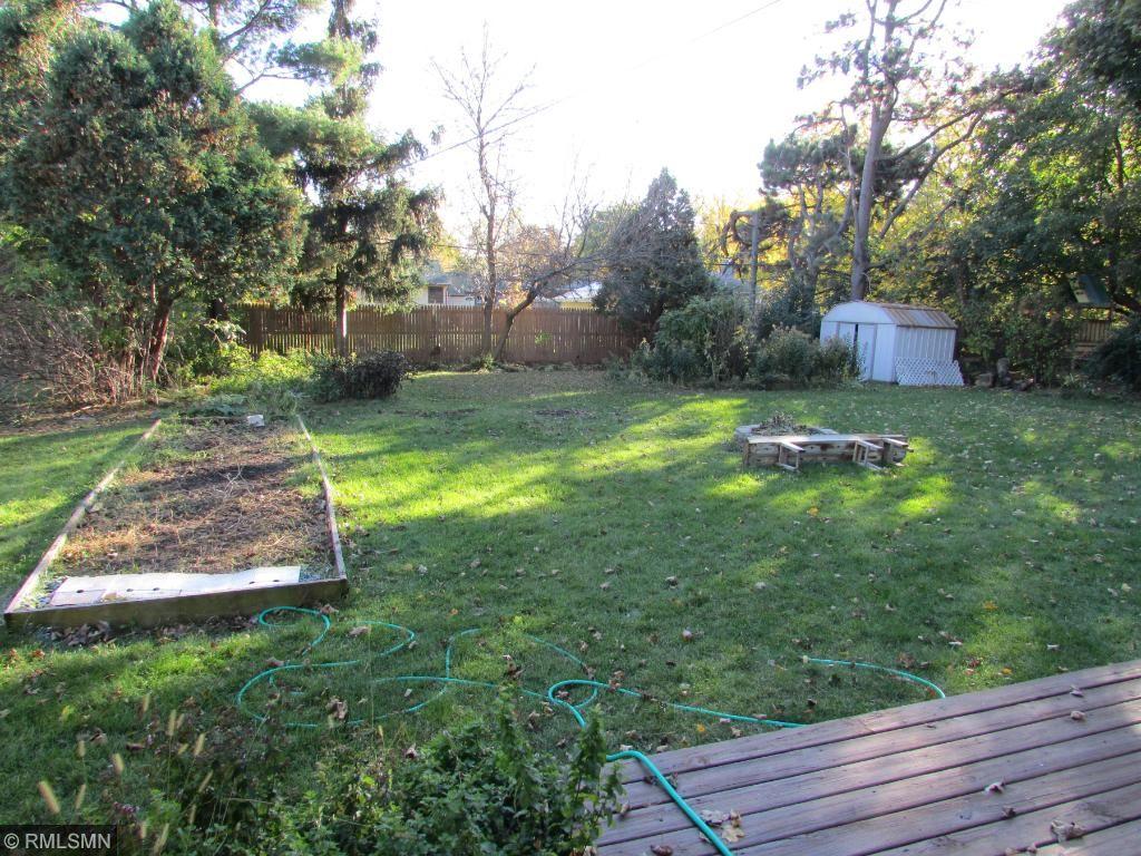Beautiful Level Backyard