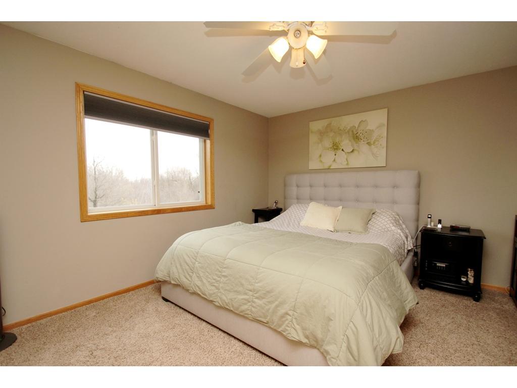 Master suite has plenty of space to enjoy!