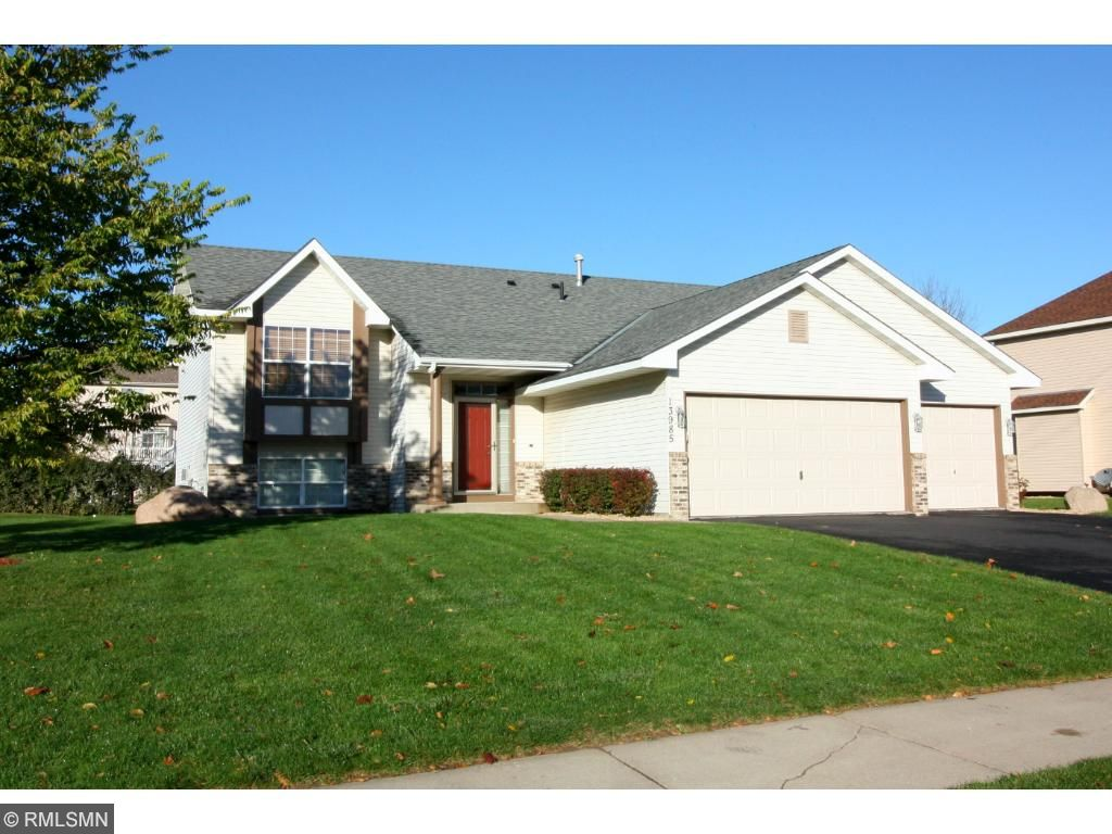 Beautiful home located on a large .35 acre lot with plenty of bushes in back for extra privacy.