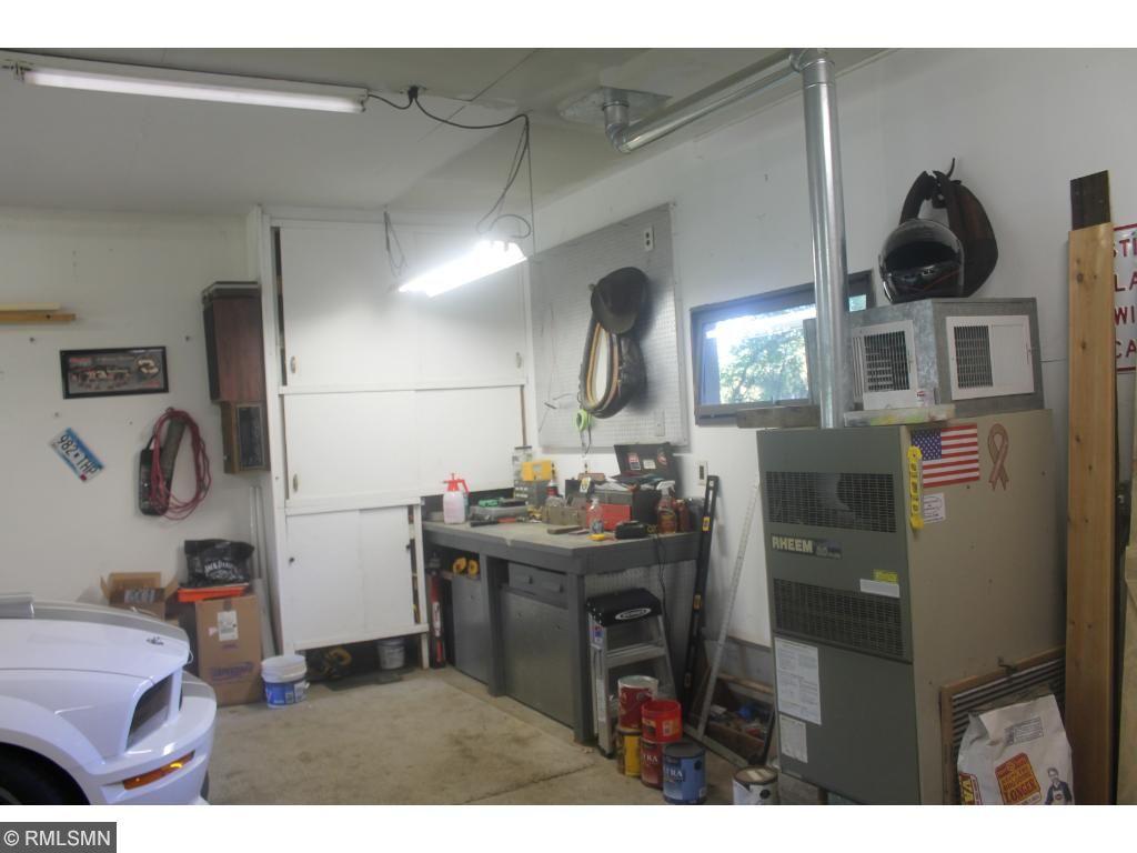 Heated Garage