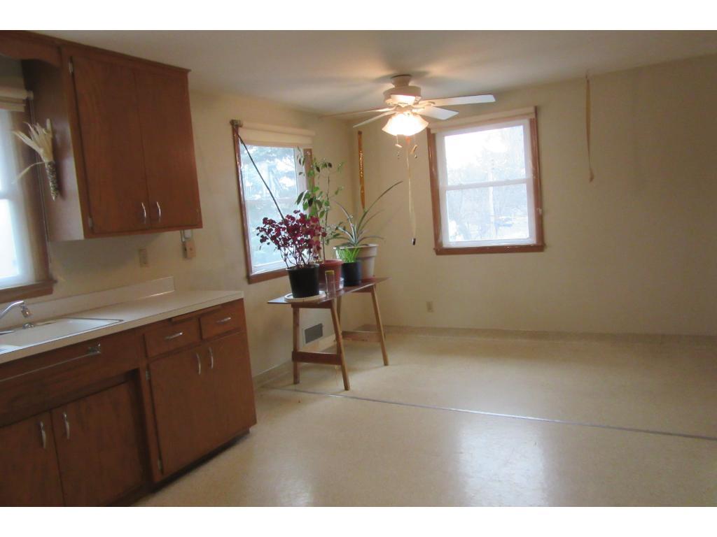 Unit 2 kitchen/dinning room.