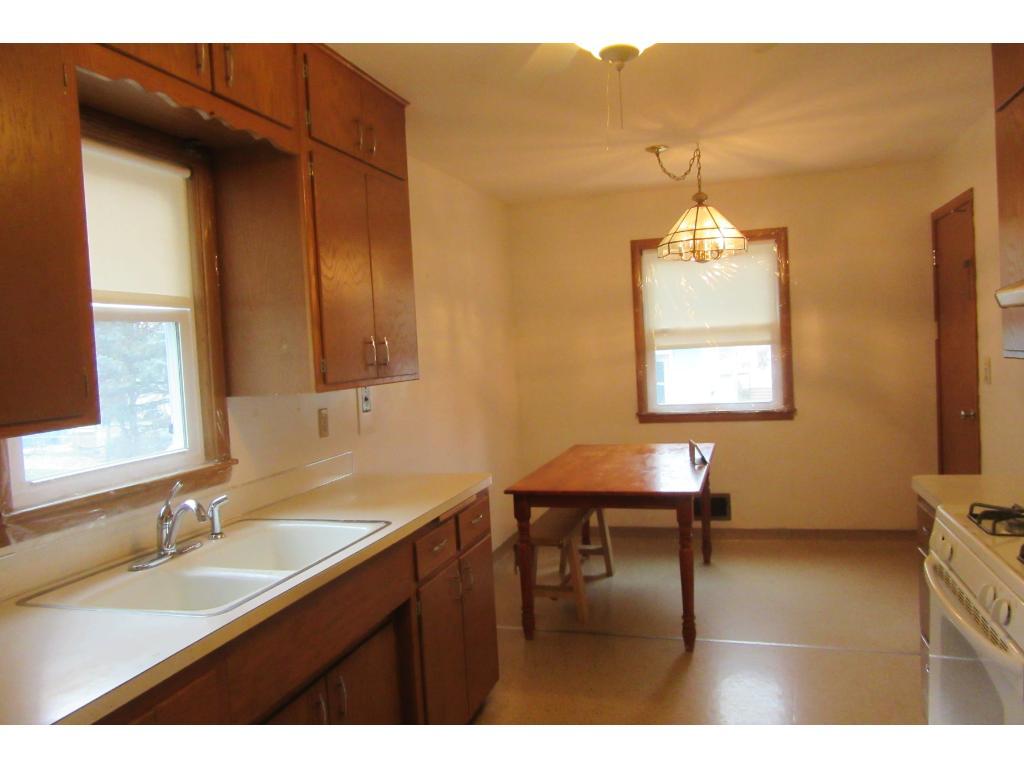 Unit 1 kitchen/dinning room.