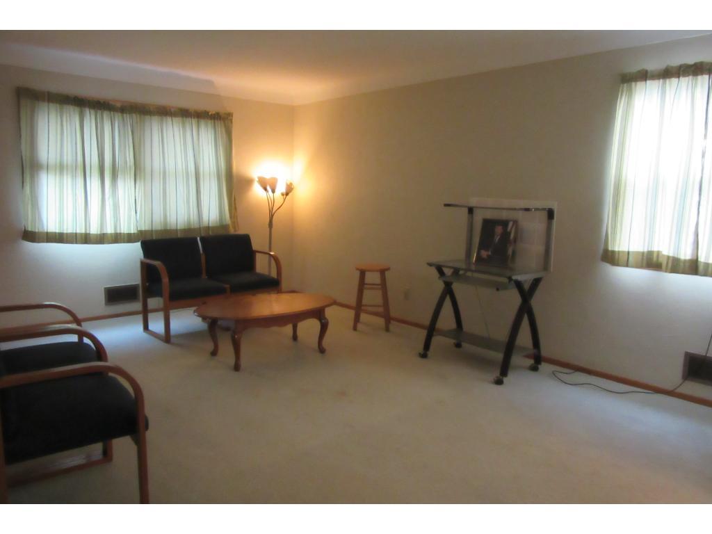 Unit 1 living room.