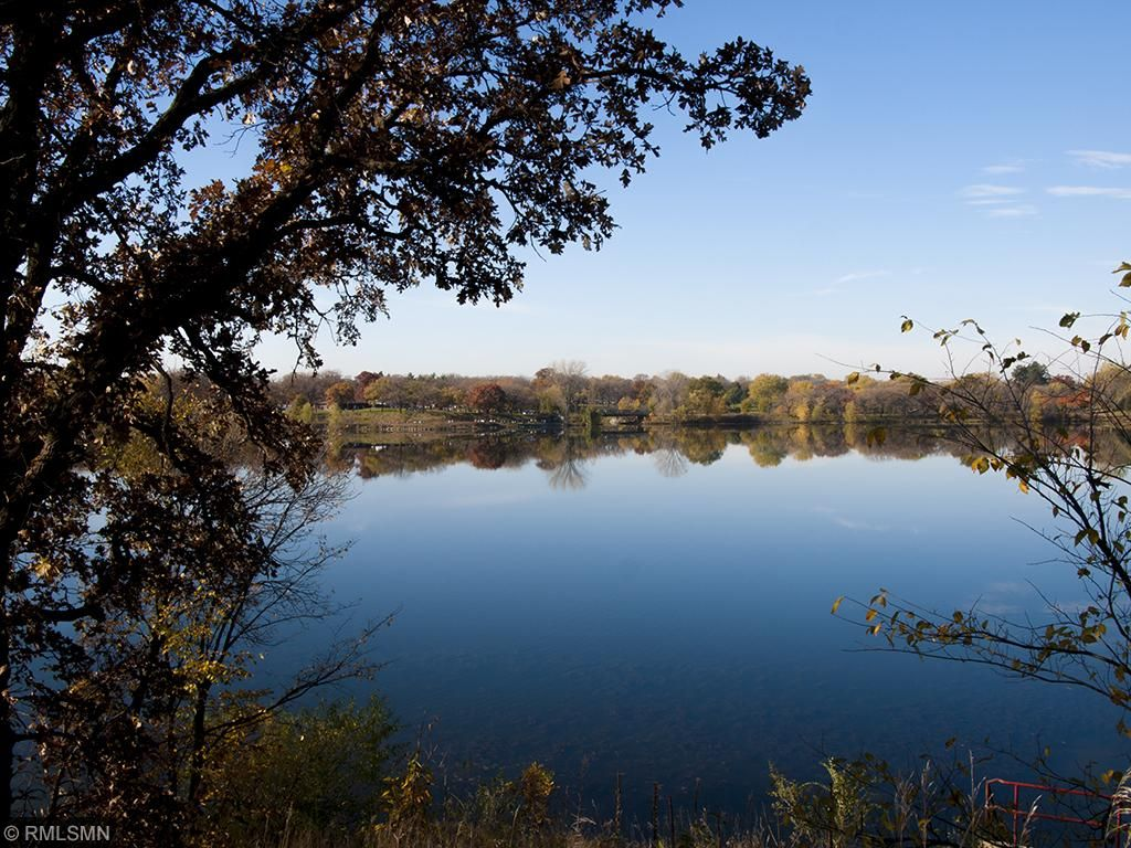 Lake Phalen 3-4 blocks away