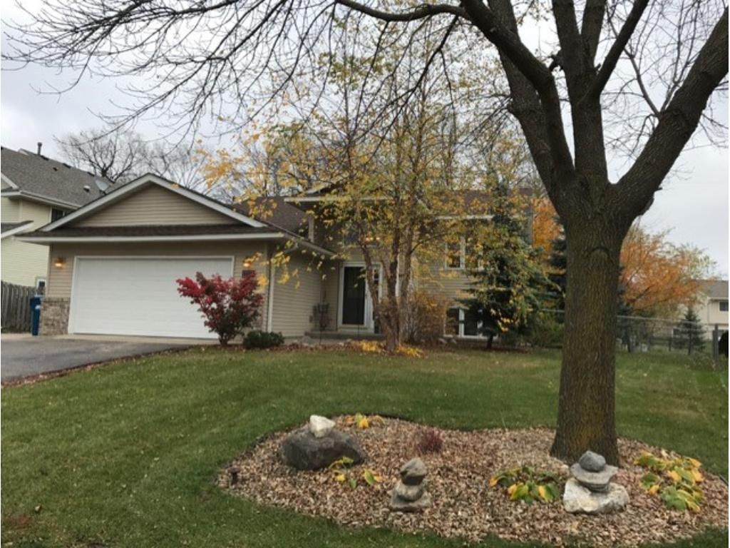 Terrific home located on a cul-de-sac in a great location.