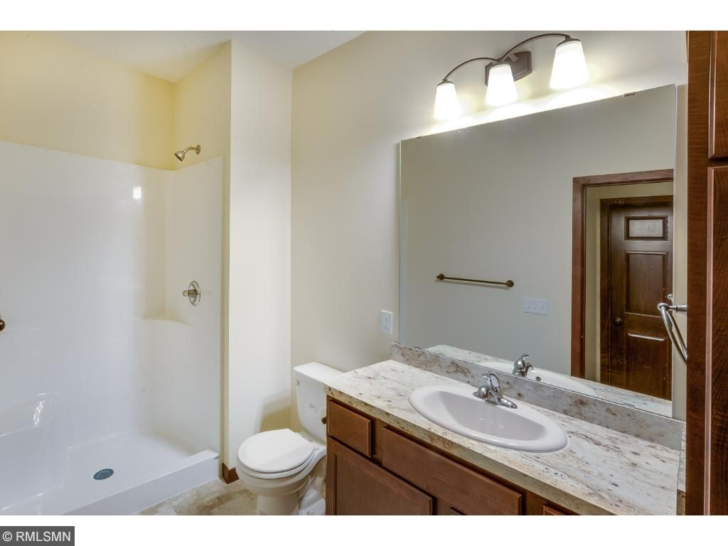 Main Floor 3/4 Bath is Perfect for Guests.