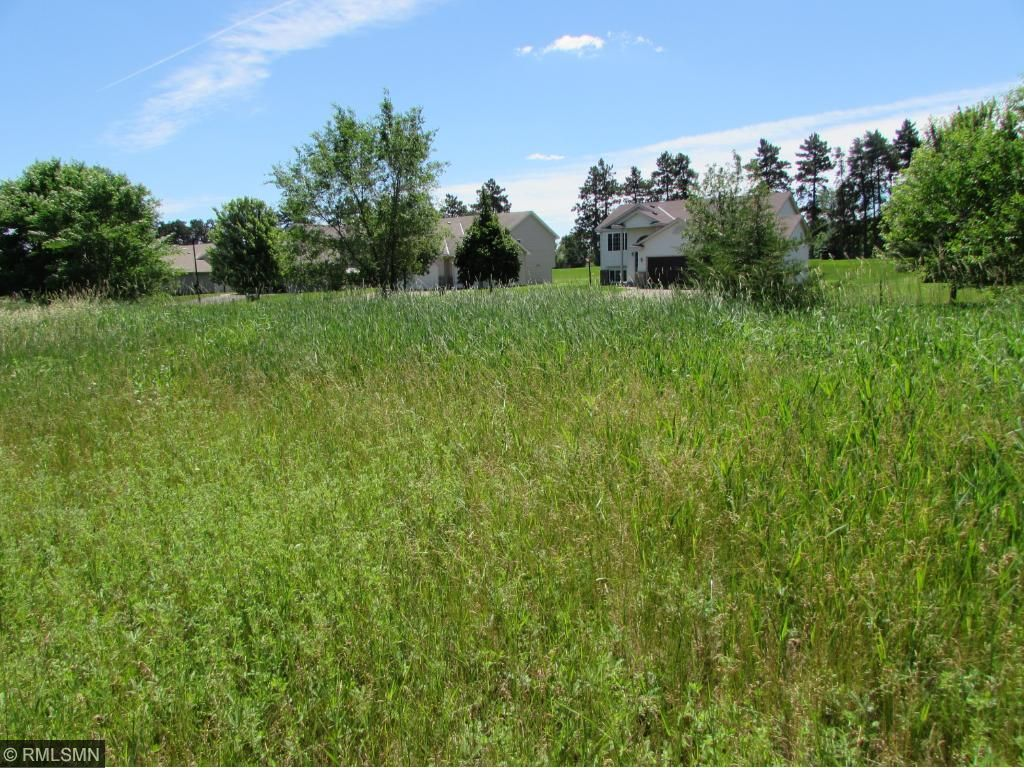 Lot Where Home will be Built.
