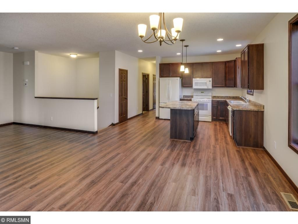 Bright Open Floor Plan is Perfect for a Carefree Lifestyle!