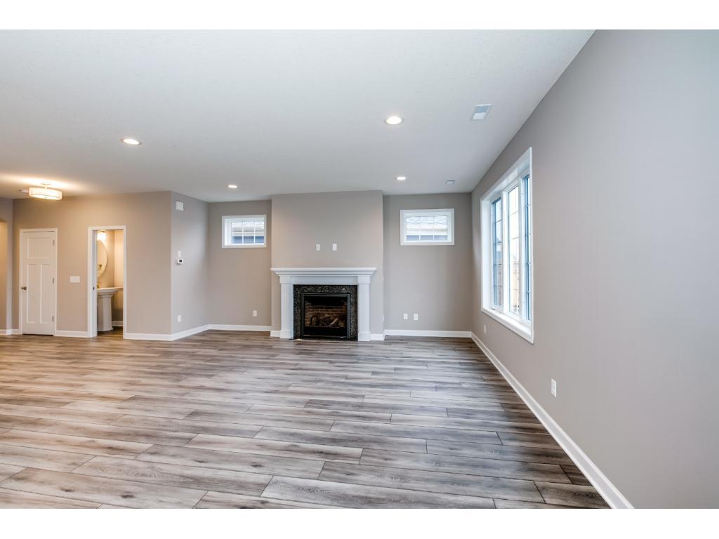 Loft/Entry to Master Bedroom