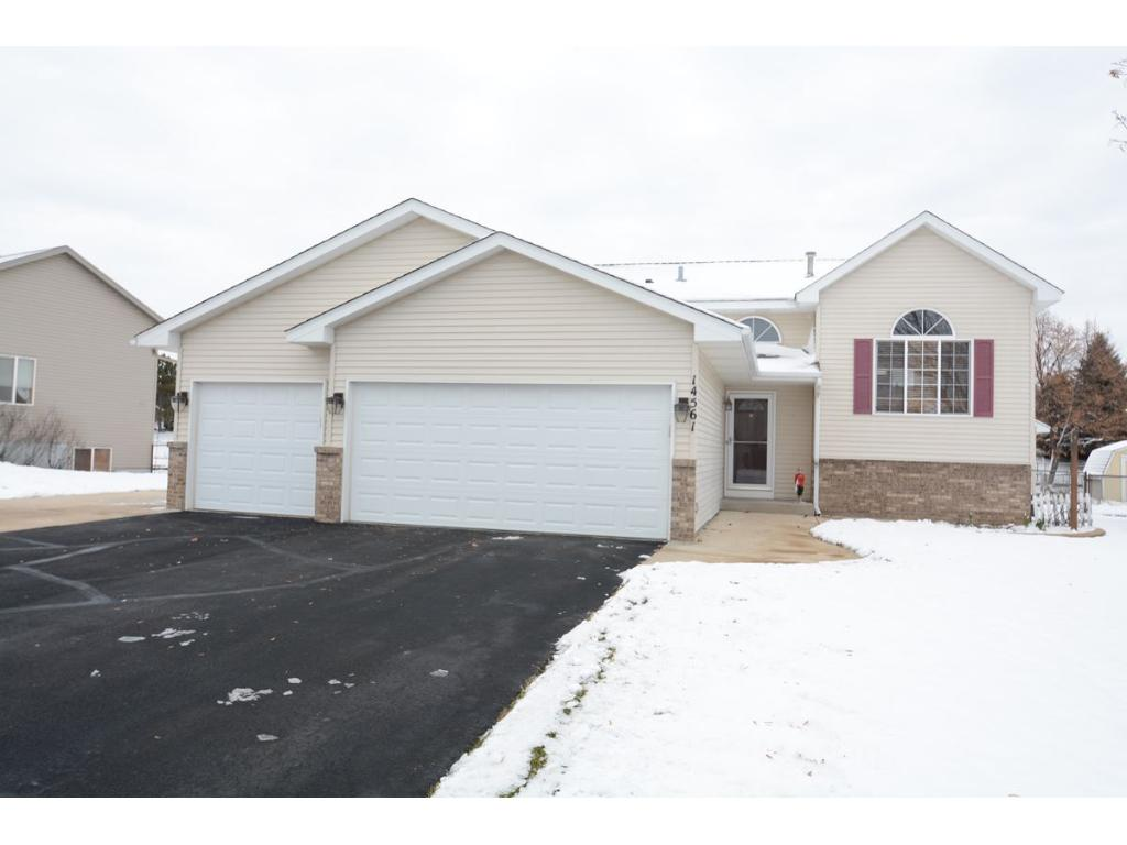 Welcome Home.14561 Iodine St. NW Ramsey MN