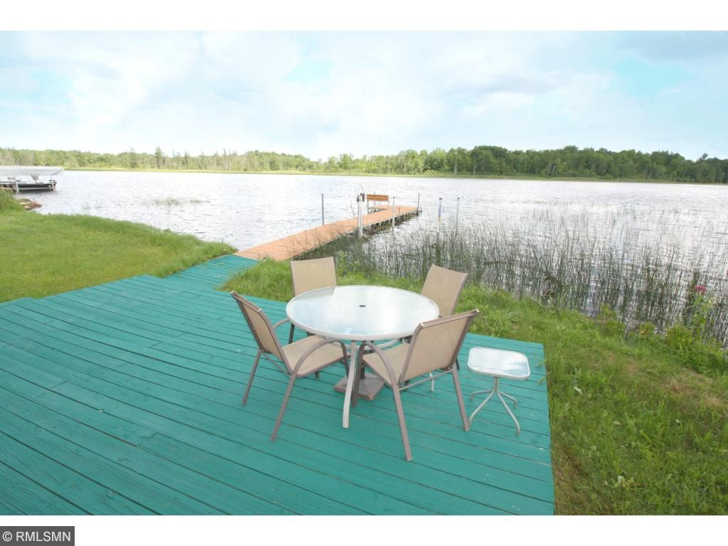 Panoramic views of the lake from the deck.  Enjoy wetland views across the lake.