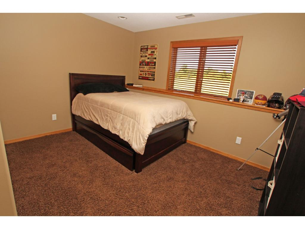 The 4th bedroom.