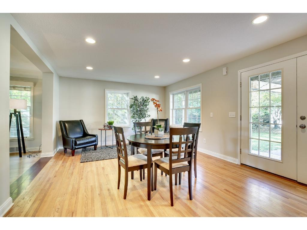 Excellent space for your family's needs!