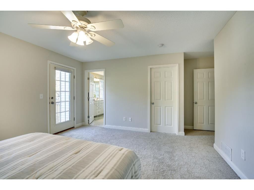 Enjoy the luxuries of a spacious walk-in closet and private full Bath that this Owner's Suite has to offer.