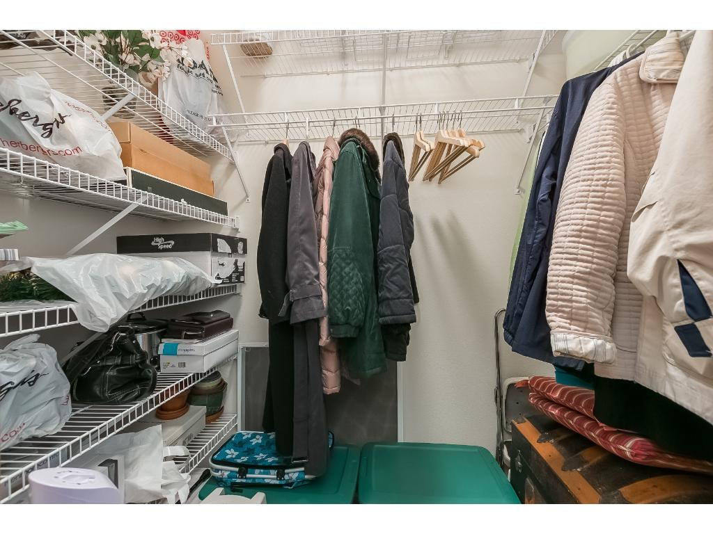 Only a couple of homes in this building have both in home storage and a third storage area. Located next to your laundry room, think of the possibilities this storage area provides.