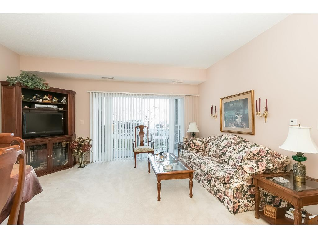Located on the main level with a north view and convenient location, this 2 bedroom home is really very nice.