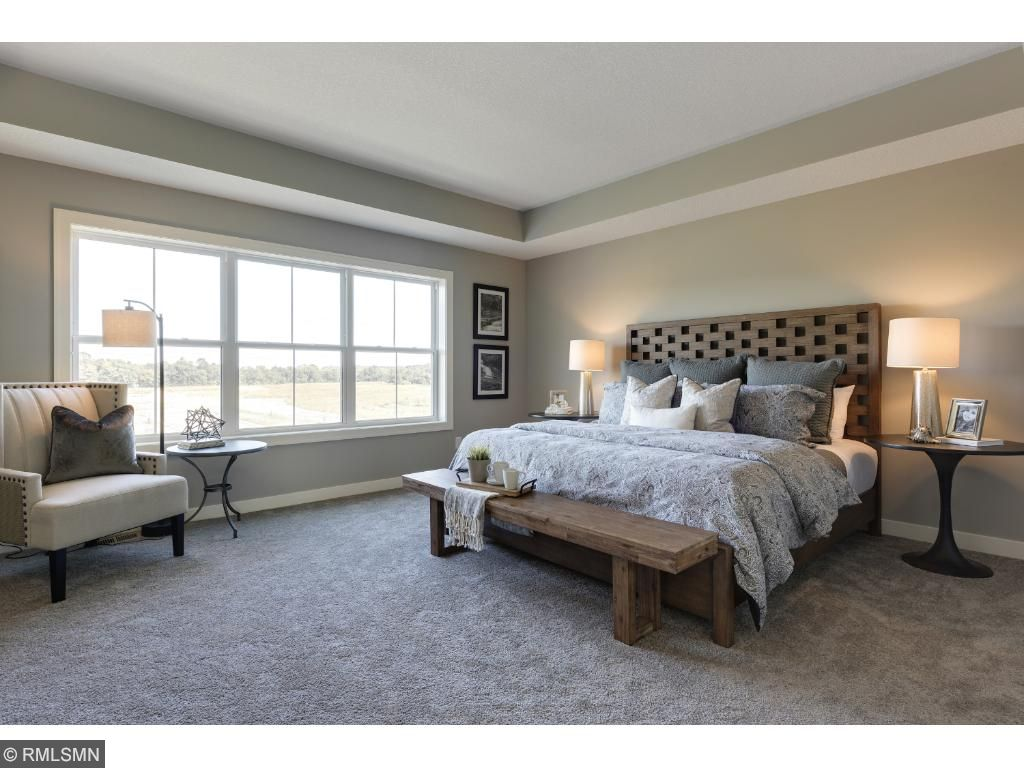model pic-owners bedroom